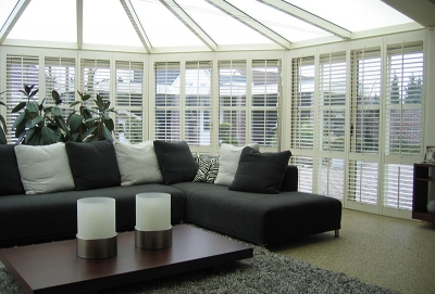 conservatory plantation shutters Hull