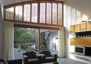 interior plantation shutters near Hull
