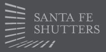 Santa fe shutters Logo