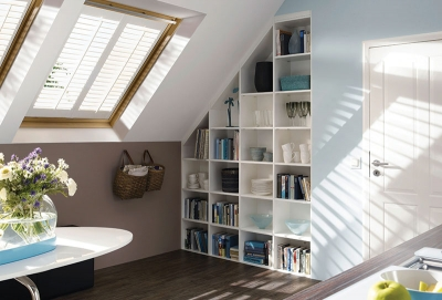 skylight plantation shutters in Hull