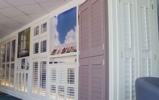 window shutter showroom Hull