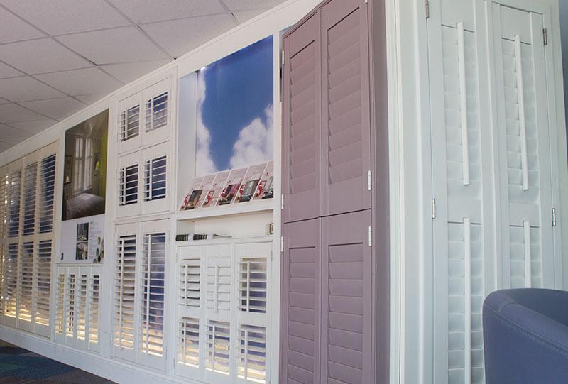 window shutter showroom Hull