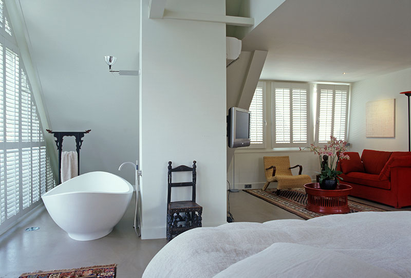 Bathroom interior shutters Hull
