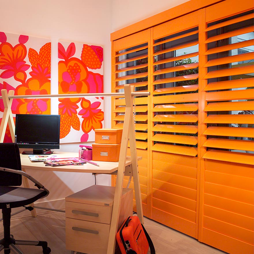 full height interior shutters Hull