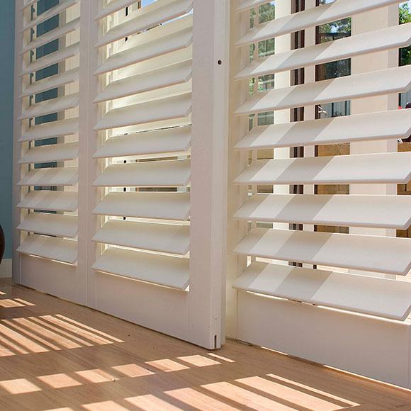maintance free plantation shutters