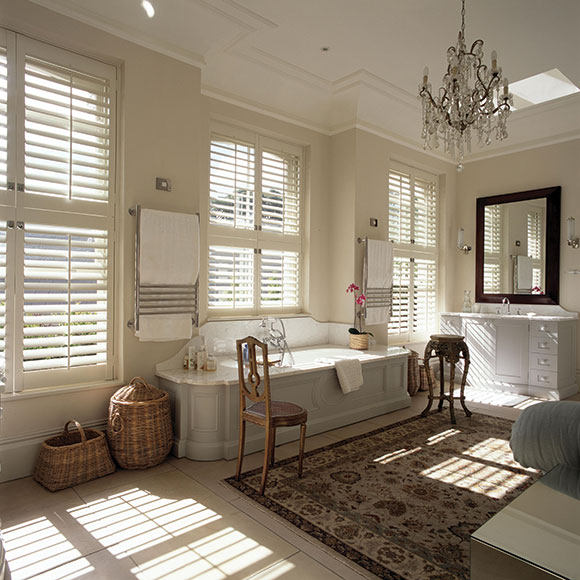 window shutters for privacy